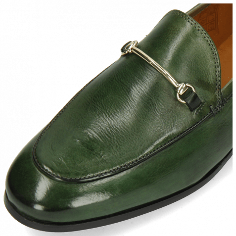 Loafers Scarlett 22 Pisa Prato Trim Gold