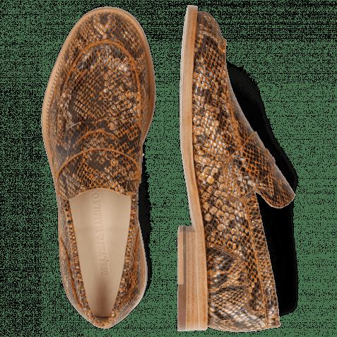 Loafers Jade 4 Dafne Snake Spritz