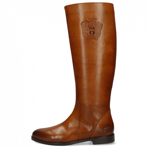 Stiefel Susan 7 Wood Crown Lining