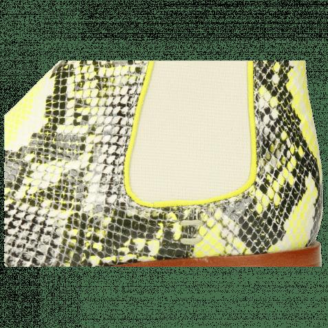Stiefeletten Selina 48 Snake King Multi Sol