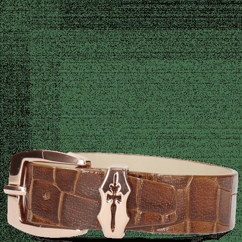 Armbänder Stark 1 Crock Tan Sword Buckle
