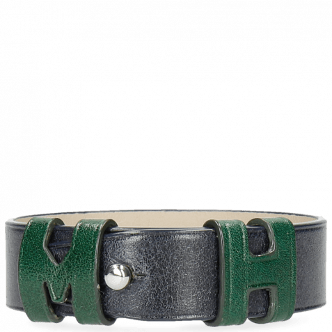 Armbänder Archie 1 Navy Loops Pine Studs Nickle