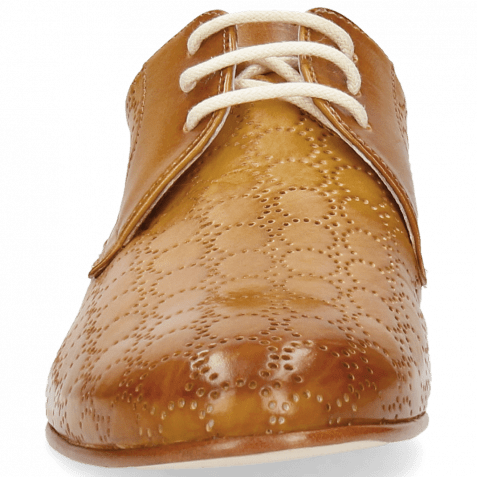 Derby Schuhe Monica 2 Vegas Perfo Sand