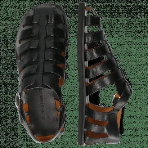 Sandalen Sam 3 Crust Black