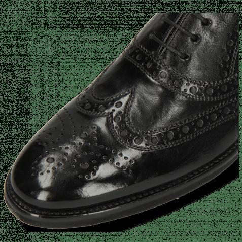 Oxford Schuhe Clint 23 Monza Black Lining