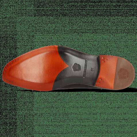 Oxford Schuhe Gaston 2 Mogano Rivets