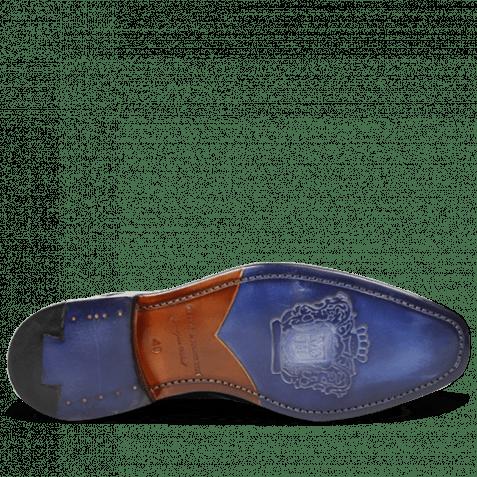 Derby Schuhe Charles 10 Crust Black LS