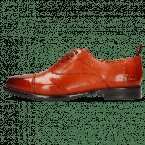 Oxford Schuhe Selina 26 Winter Orange Lining