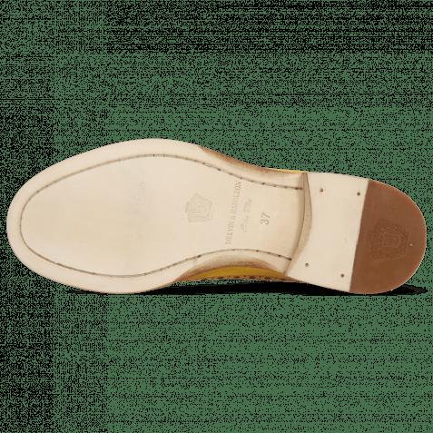 Derby Schuhe Jade 2 Imola Apricot Binding