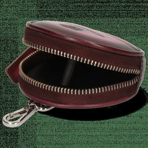 Portemonnaie Penny Crust Dark Pink