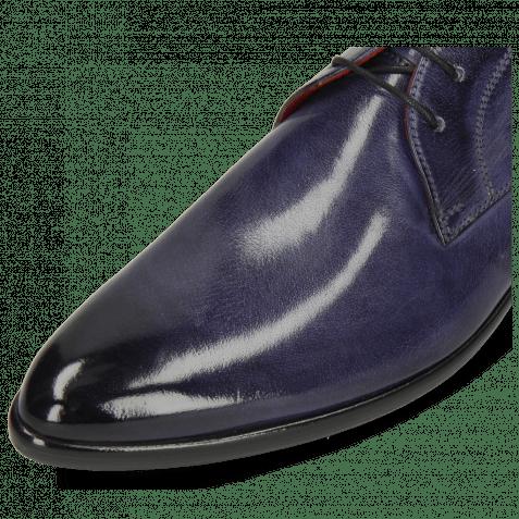 Derby Schuhe Toni 1 Forum Cobalt HRS