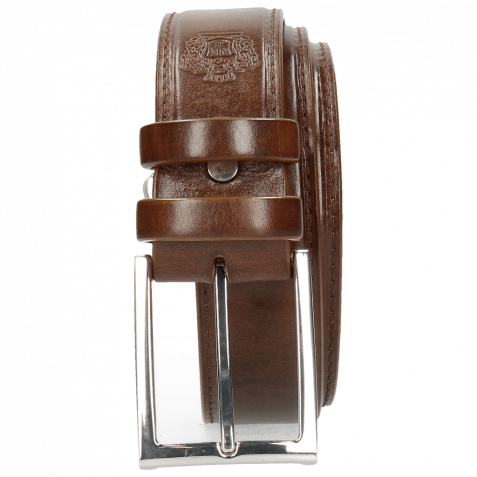 Gürtel Larry 1 Wood Classic Buckle