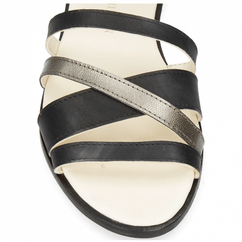 Sandały Celia 46 Vegas Black