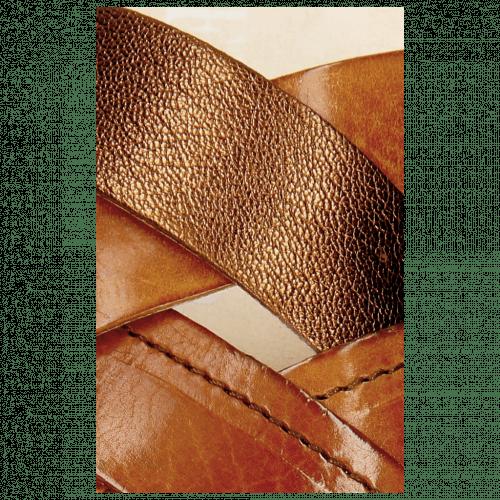 Sandały Sam 12 Tan Cherso Bronze