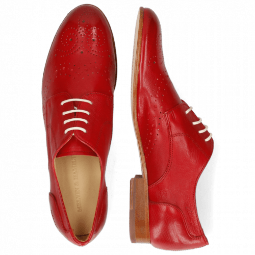 Derby Sally 131 Imola Red