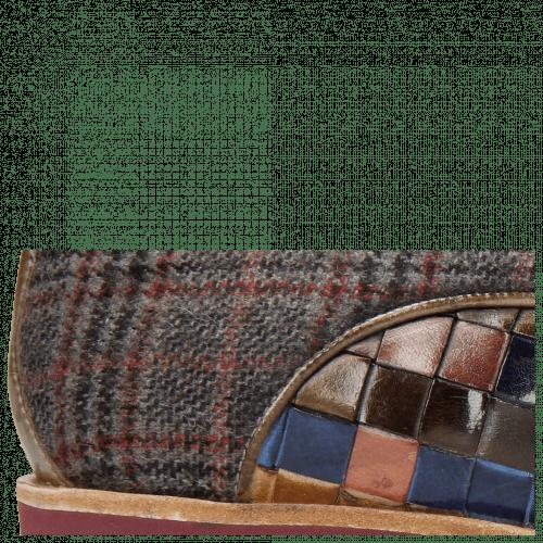 Derby Brad 7 Classic Woven Multi Textile