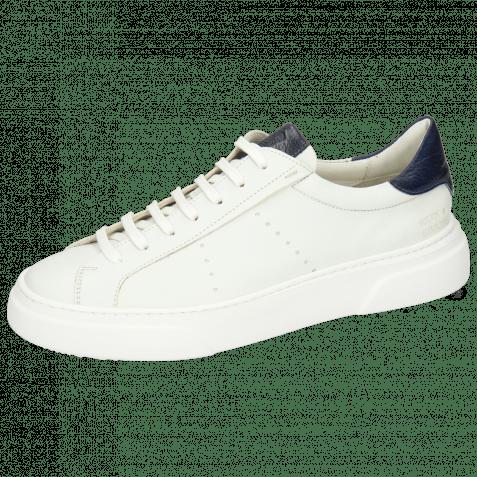 Sneakersy Harvey 39 Flex Extra White Monza Navy