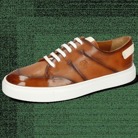 Sneakersy Harvey 15 Monza Tan Shade Mogano Patches