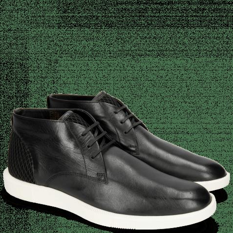 Sneakersy Newton 2 Franky Black Off White