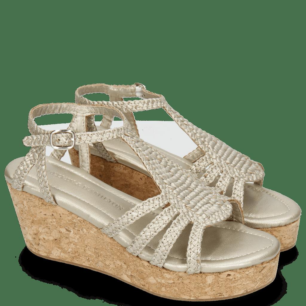Sandały Hanna 55 Woven Ash Cork