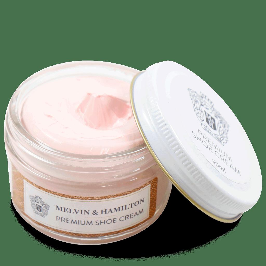 Pasta do butów & mleko Pink Rose Dragee Cream Premium Cream Pink Rose Dragee