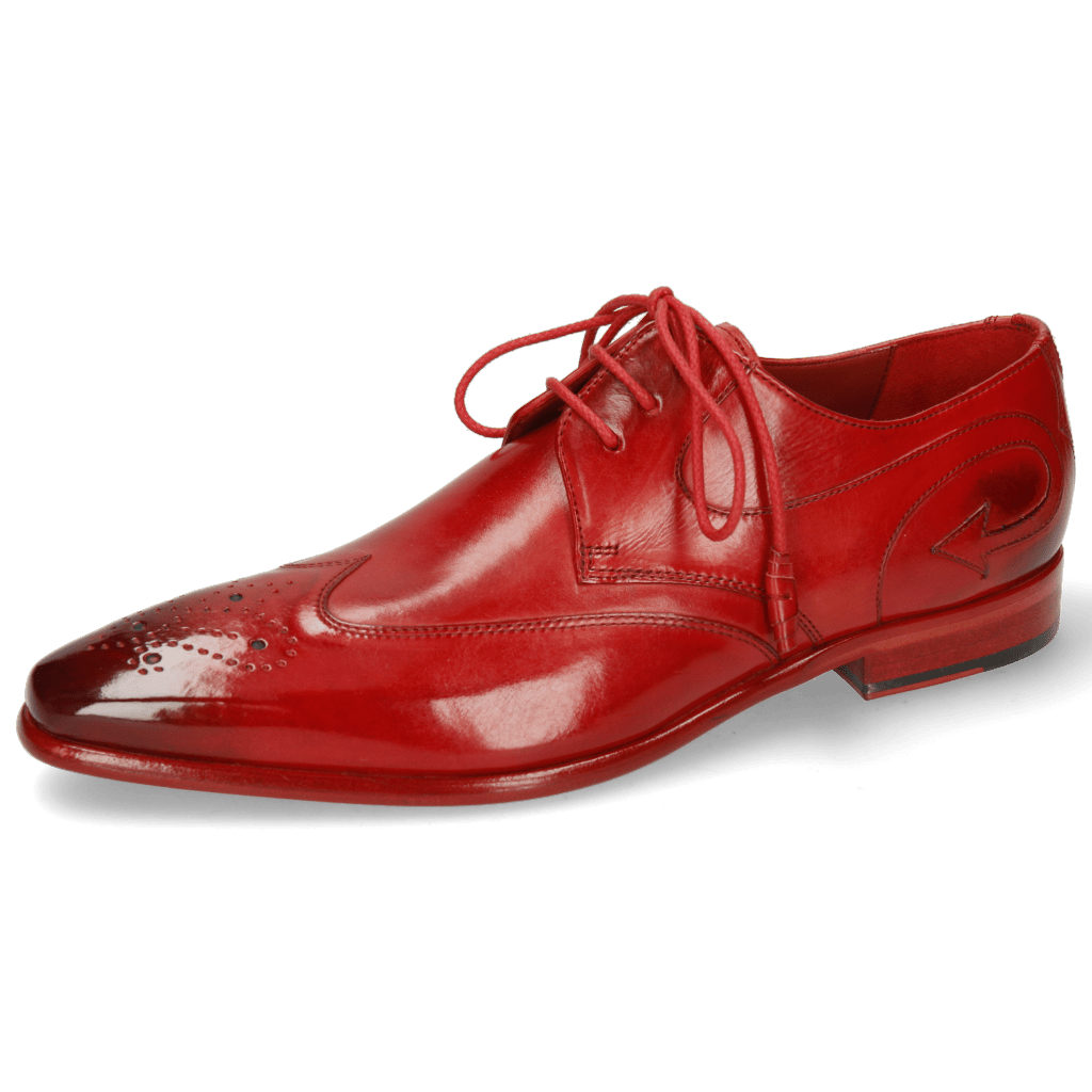 Derby Elvis 63 Ruby Lining Red