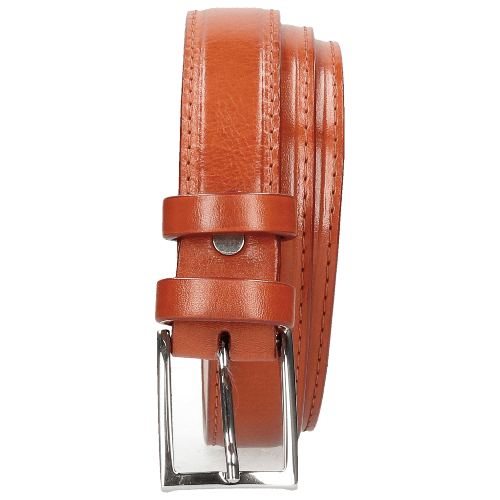 Paski Linda 1 Winter Orange Classic Buckle