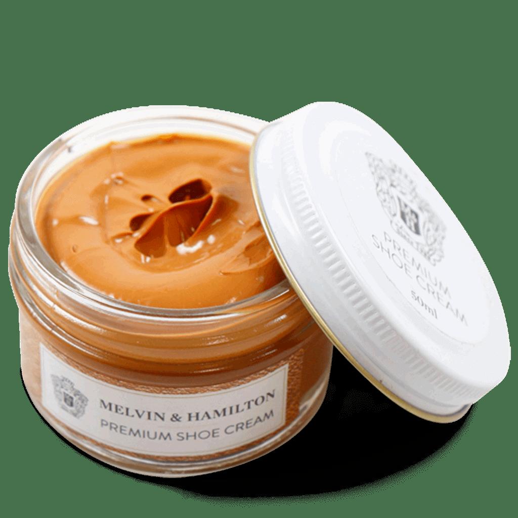 Pasta do butów & mleko Tan Girolle Cream Premium Cream Tan Girolle