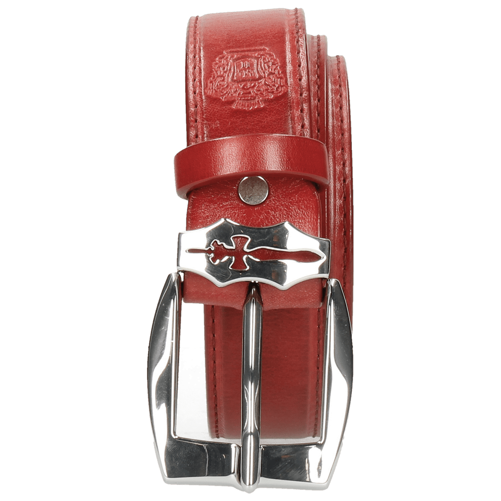 Paski Larry 1 Ruby Sword Buckle
