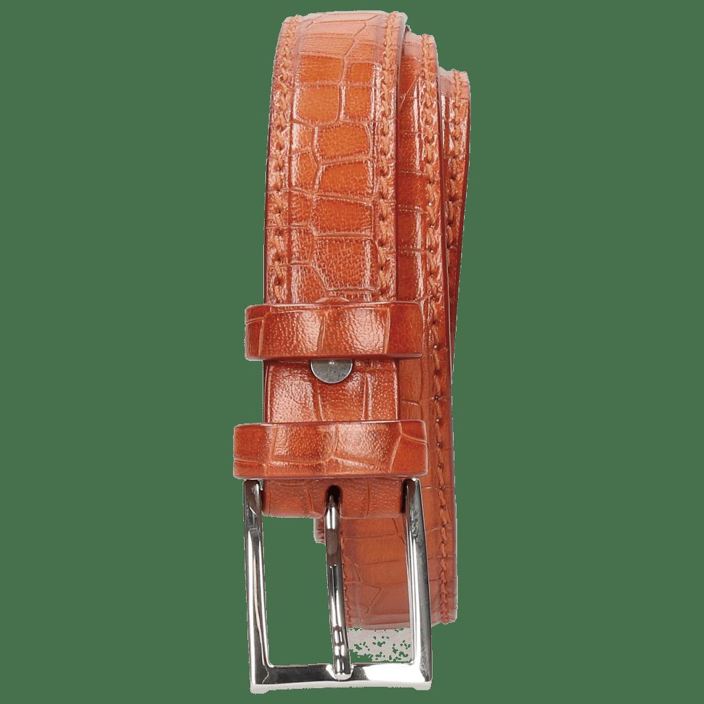 Paski Linda 1 Crock Winter Orange Classic Buckle
