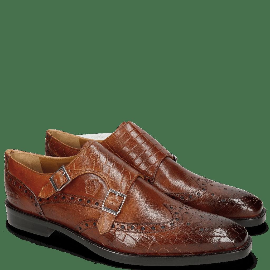 Monki Martin 2 Venice Crock Tan Insole Leather
