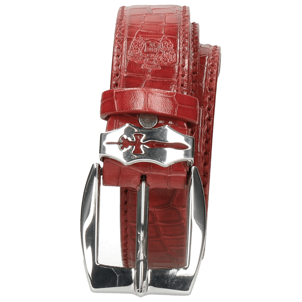 Paski Larry 1 Crock Ruby Sword Buckle