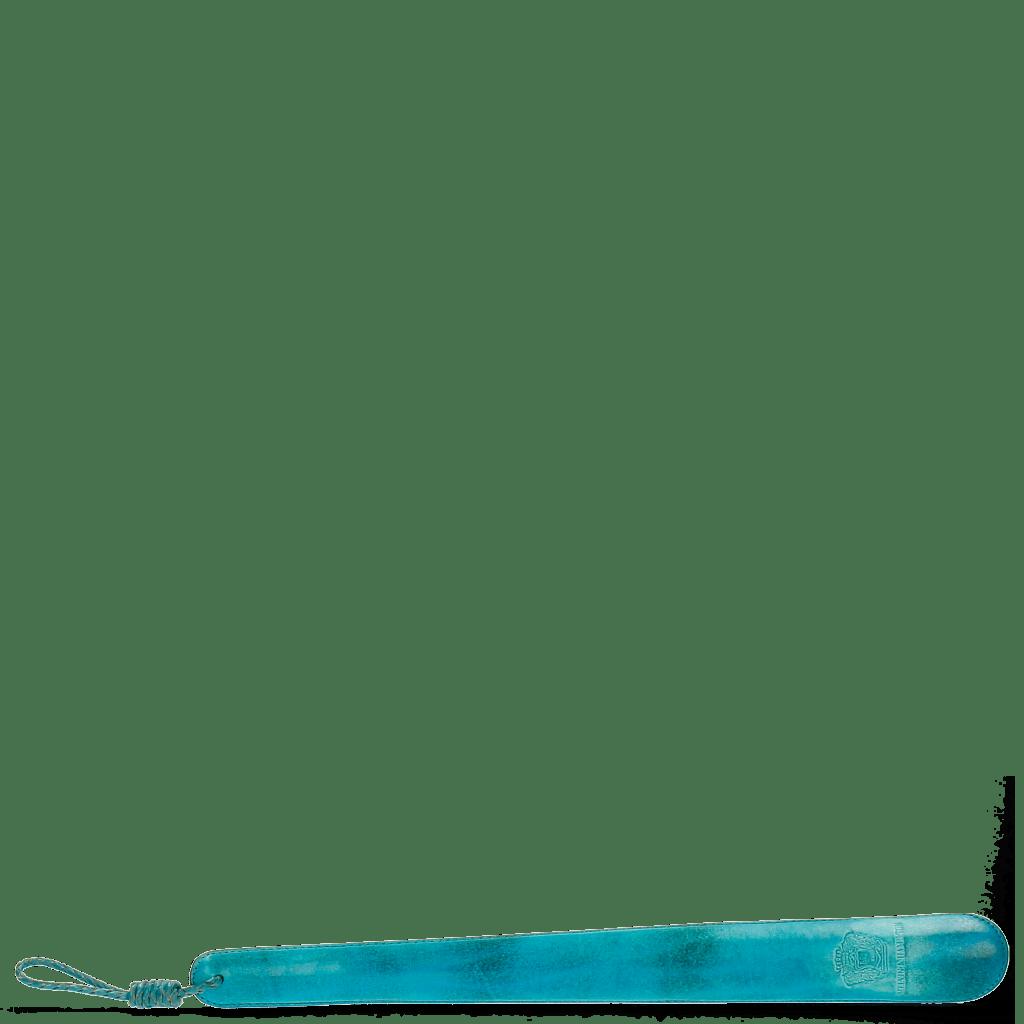 Łyżki do butów Anton Cow Turquoise