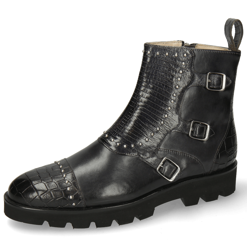 Botki Susan 45 Crock Guana London Fog