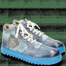 Sneakersy Maxima 1 Velvet Moroccan Blue Oxygen