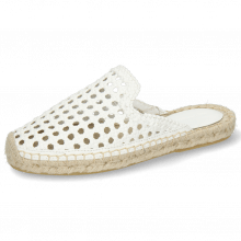 Mule Bree 4 Imola Ash Textile Indonesia
