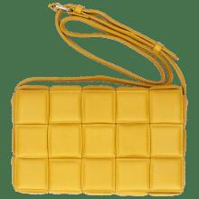Torebki Pippa 1 Nappa Yellow