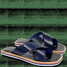 Sandały Bob 1 Electric Blue