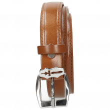 Paski Linda 1 Tan Sword Buckle