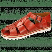 Sandały Sam 29 Classic Ruby Hand Stitch White