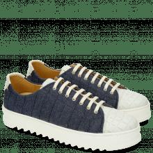 Sneakersy Maxima 3 Raw Denim Navy