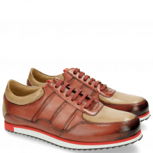 Sneakersy Niven 8 Red Nude New Niven