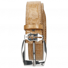 Paski Larry 1 Crock Cashmere Sword Buckle