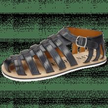 Sandały Sam 3 Classic Navy Lining Rich Tan