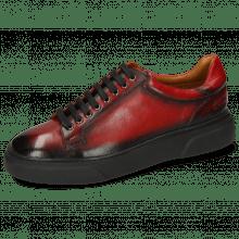 Sneakersy Harvey 42 Monza Rio Red Shade Black