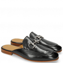 Mule Clive 2 Black Lining Rich Tan