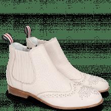 Botki Sandy 4 Nappa Glove Salt Perfo Pink