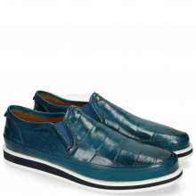Mokasyny Harry 2 Turtle Mid Blue