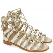 Sandały Celia 45 Cherso Bisque