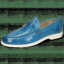 Mokasyny Earl 3  Pisa Bluette